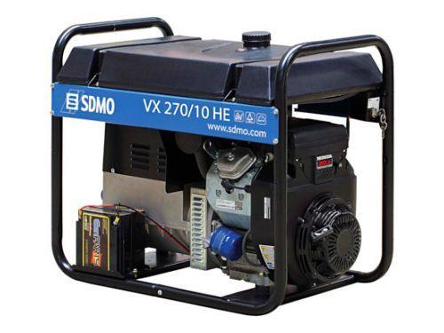 Сварочные агрегаты SDMO