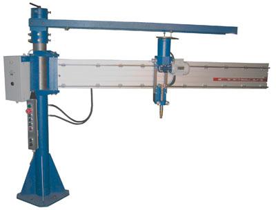 Шарнирно консольная машина термической (газовой) резки металлов Стрела.